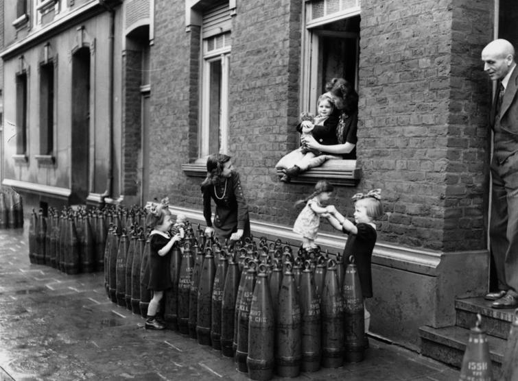 Мюнхен, 1943 год.