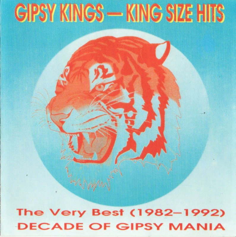 Gipsy Kings album King Size Hits