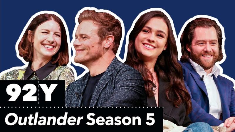 Outlander's Stars Talk Season 5