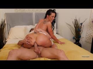 Texas Patti - Stepfamily Anal Massage - Hardcore Sex MILF Big Tits Juicy Ass Gape Mature Chubby Mom Cumshot Oil, Porn