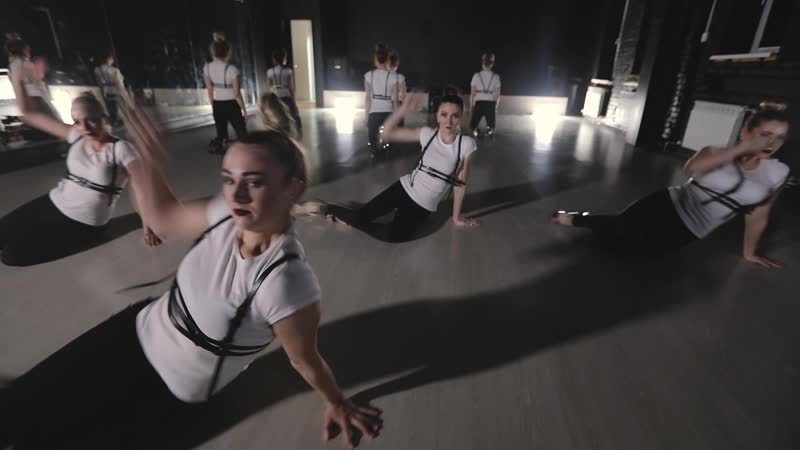 Strip choreo начинающие (iBenji-Boom feat Talabun)