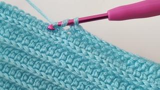Super easy crochet baby blanket pattern for beginners ~ Crochet Blanket Knitting Pattern