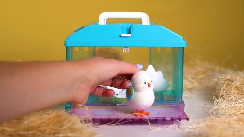 Little Live Pets Surprise Chick Demo Video