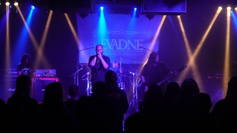 Evadne Scars That Bleed Again Live @ From Dusk Till Doom 4