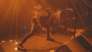 ÆTHER REALM - Death (Live Video)   Napalm Records