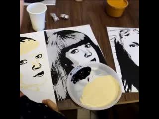 Мастер -класс для детей: « я рисую портрет !»