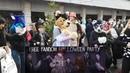 Танец на Halloween FREE FANDOM PARTY МСК