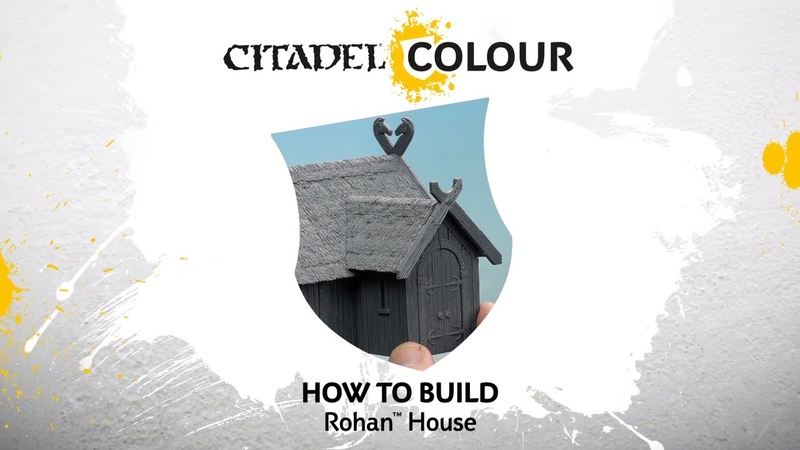 How to Build A Rohan™ House