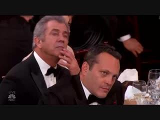 Hollywood actors cringe compilation