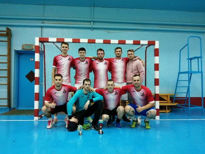 В программе районной рабочей спартакиады завершились соревнования по мини-футболу.