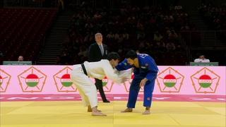 90 келі: Ислам Бозбаев (KAZ) vs. Davlat Bobonov (UZB)