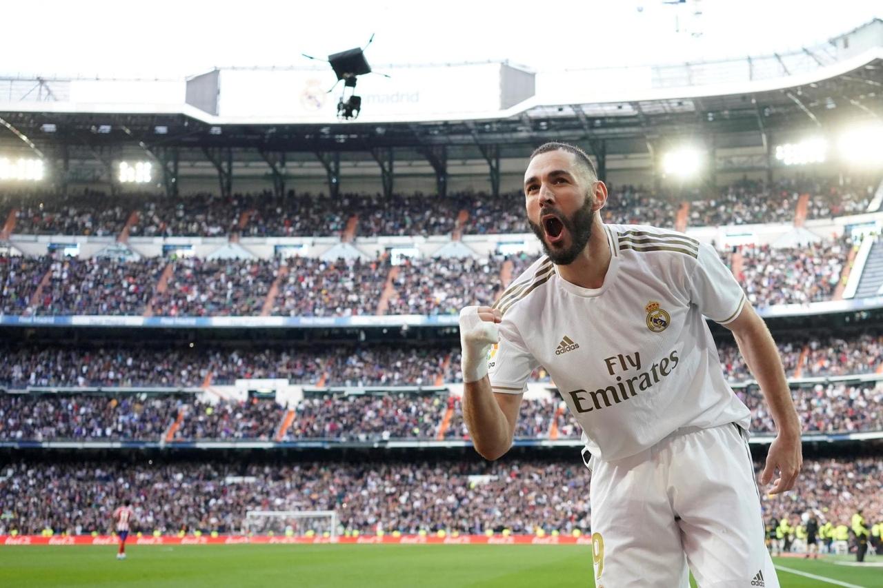 Карим Бензема, ФК Реал Мадрид