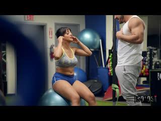 Kosame dash gym spy all sex big tits ass latina hardcore gym fitness sport teen babe, porn