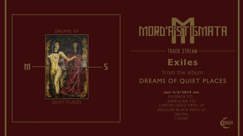 MORD'A'STIGMATA Exiles Track Premiere