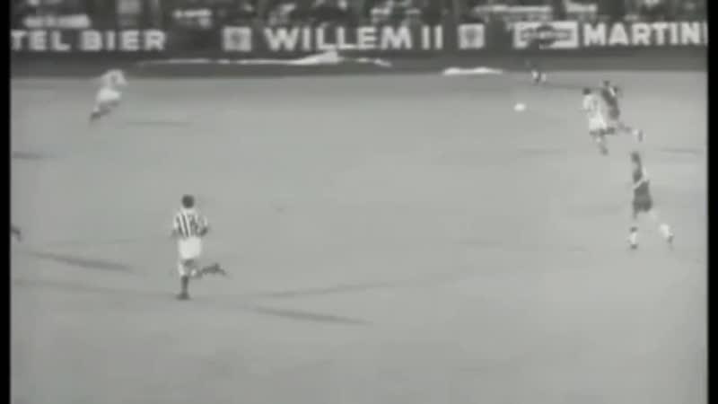 Аякс Нантори Ответный матч 1 16 финала КЕЧ 1970 1971