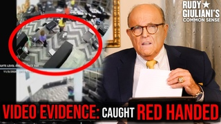 VIDEO EVIDENCE: Caught Red Handed, TRUMP WON Georgia | Rudy Giuliani | Ep. 92
