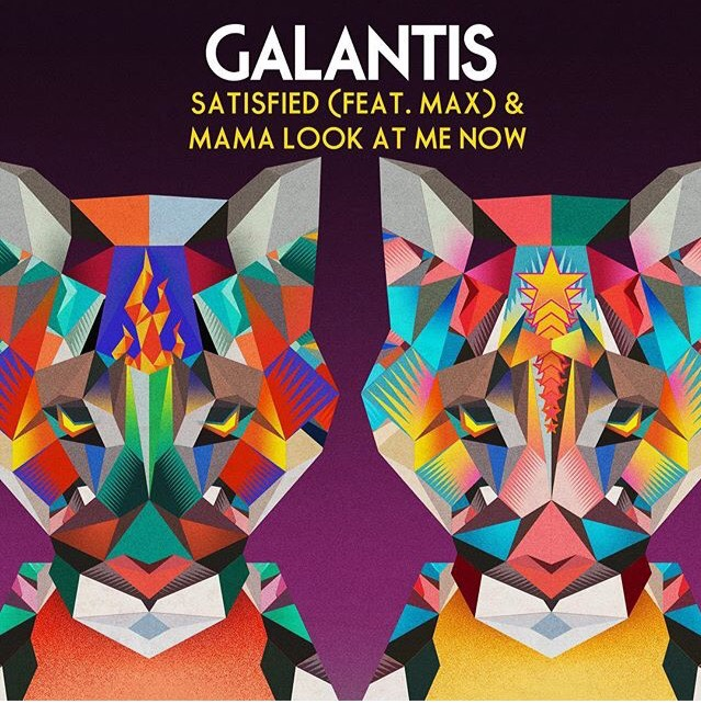 Download Galantis - Satisfied / Mama Look At Me Now [2018] [EDM RG] Torrent