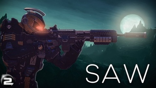 One LMG to Rule Them All   Gauss Saw gameplay PlanetSide 2 2021