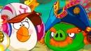 МАТИЛЬДА Звездная принцесса в Angry Birds Epic 166 Кид в Пещере и Арене в Энгри Бердс на крутилкины