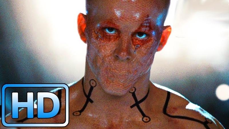 Логан против Дэдпула Оружие 11 Люди Икс Начало Росомаха 2009