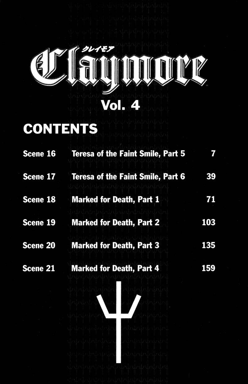 Claymore, Chapter 16, image #6