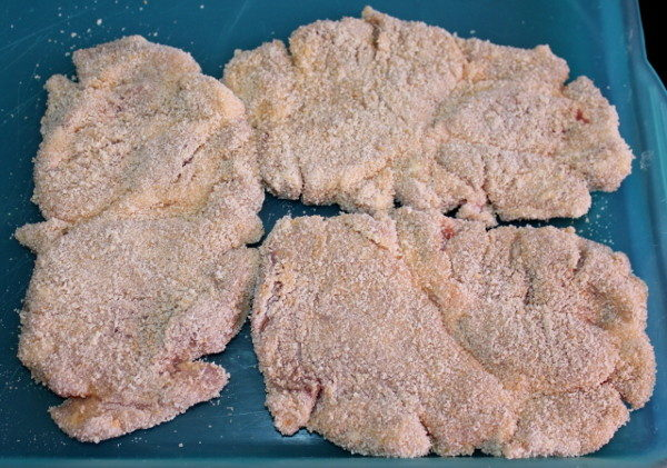 Жареная свинина в панировке, изображение №7