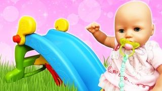 Беби Бон Аннабель балуется! Играем в куклы. Видео на английском языке.