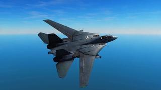 1989 Air Battle near Tobruk U.S. F-14 vs Libyan MiG-23   DCS World Reenactment