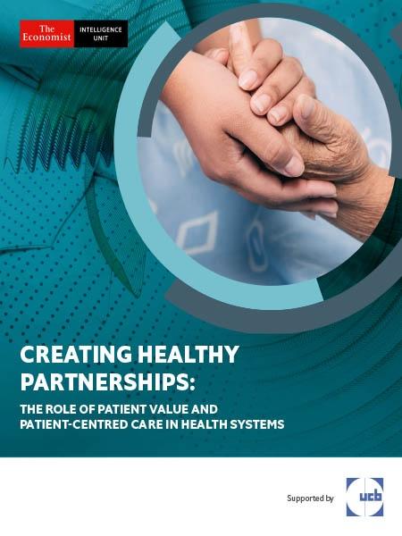 The Economist Creating Healthy Partnerships 2019