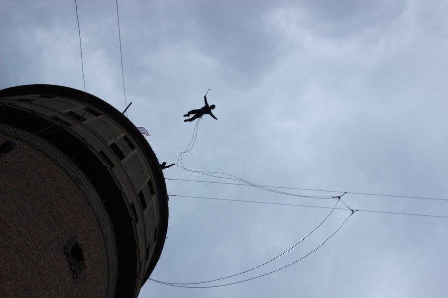 Афиша Прыжки с водонапорки 19 сентября