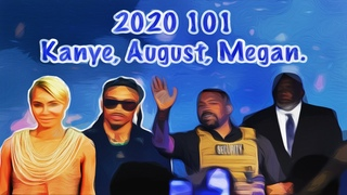Episode 25 Will Kanye West split the vote! August Alsina entanglement exploited! And More