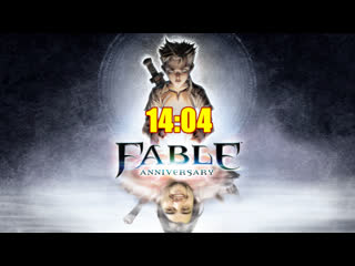 18+ Шон играет в Fable Anniversary (2014, Xbox One X)
