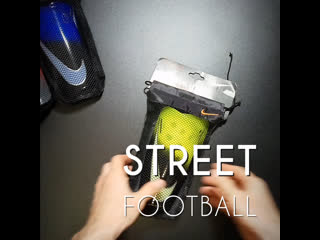 Видео обзор щитков mercurial от street football