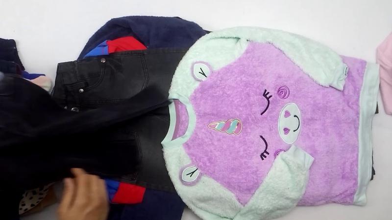 Мешок № 051211 Детский микс А В Экстра Арт 3060 Вес 30 5 кг Кол во 190 шт