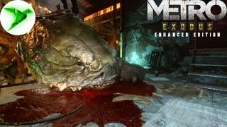 Metro: Exodus - Enhanced Edition #8 🎮 Убили Царь-рыбу и пригнали дрезину с вагоном