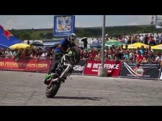 Juanan Del Fresno Guillem - Bulgarian Stunt Competition 2013
