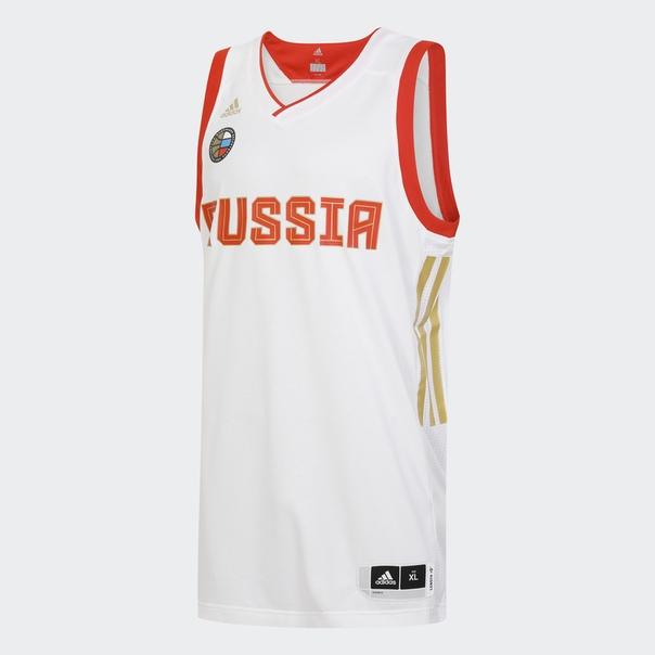 Игровая джерси сборной России