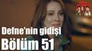 Kiralık Aşk 51. Bölüm - Defne'nin Gidişi