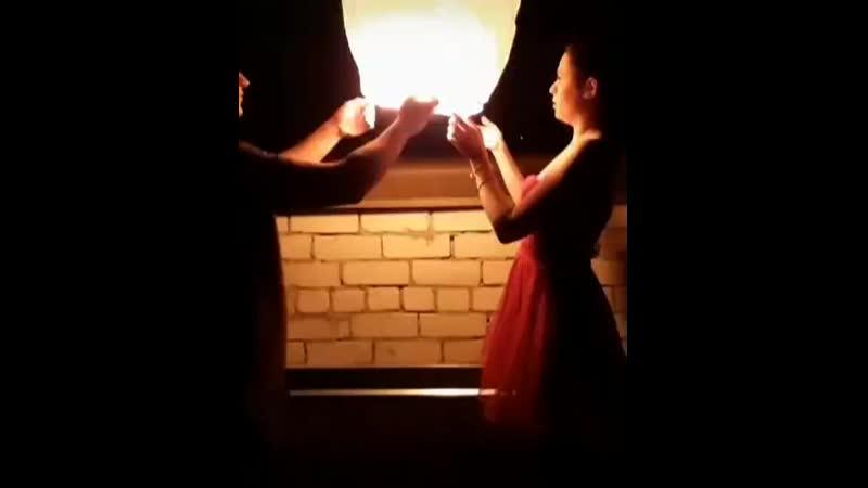 Отпуская фонарик в небеса , пусть сбудется твоя мечта