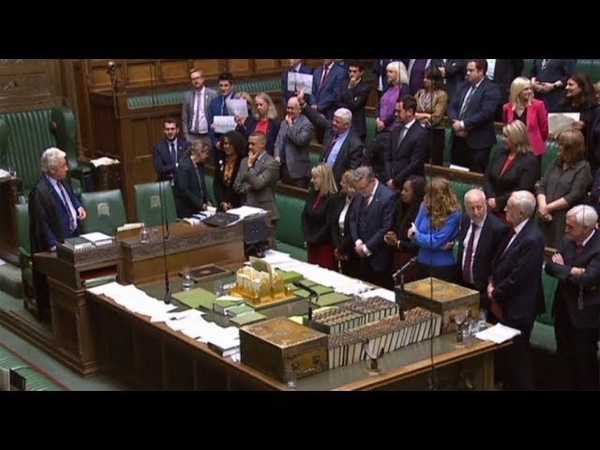LIVE Britisches Parlament nimmt nach Zwangspause wieder Arbeit auf