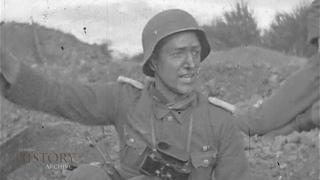 "Немецкая хроника. Soviet Union 1942 ▶ Summer Campaign ""Fall Blau"" (1) Battles of Kharkow / Donbass / Stalingrad"