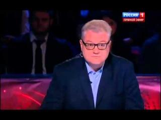 Воскресный вечер. Украинская депутат говорит о целях и результатах Евромайдана