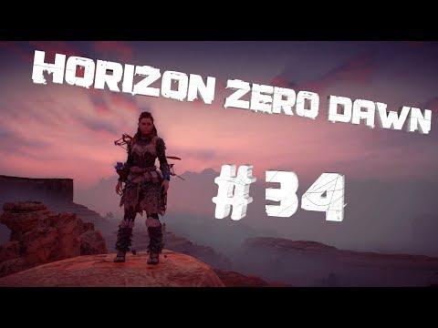 Давайте сыграем в Horizon Zero Dawn 34