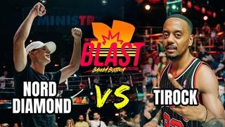 B-Boy Nord Diamond vs. B-Boy Tirock | Outbreak Europe | The Legits Blast 2021