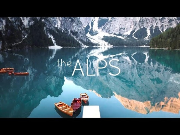 The Alps 4K | Drone iPhone X