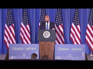 Trump G20 takes on Jim Acosta  + rants on Jimmy Carter, Kamala Harris,