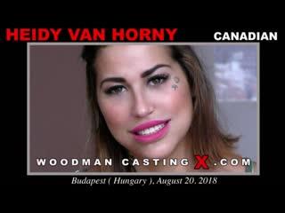 Heidi Van Horny - интервью