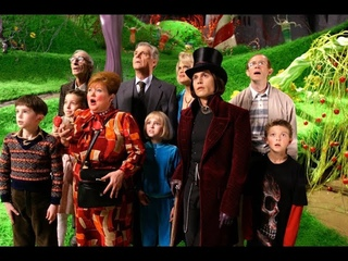 Чарли и шоколадная фабрика Charlie and the Chocolate Factory 2005