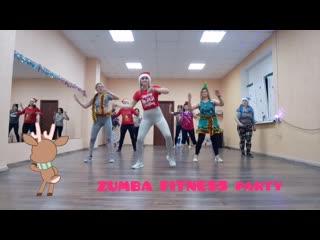 Новогодняя ZUMBA PARTY 🌲❄️Зумба Смоленск