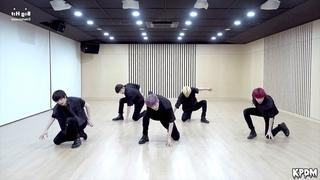 TXT (투모로우바이투게더) - 동물원을 빠져나온 퓨마 Dance Practice (Mirrored)